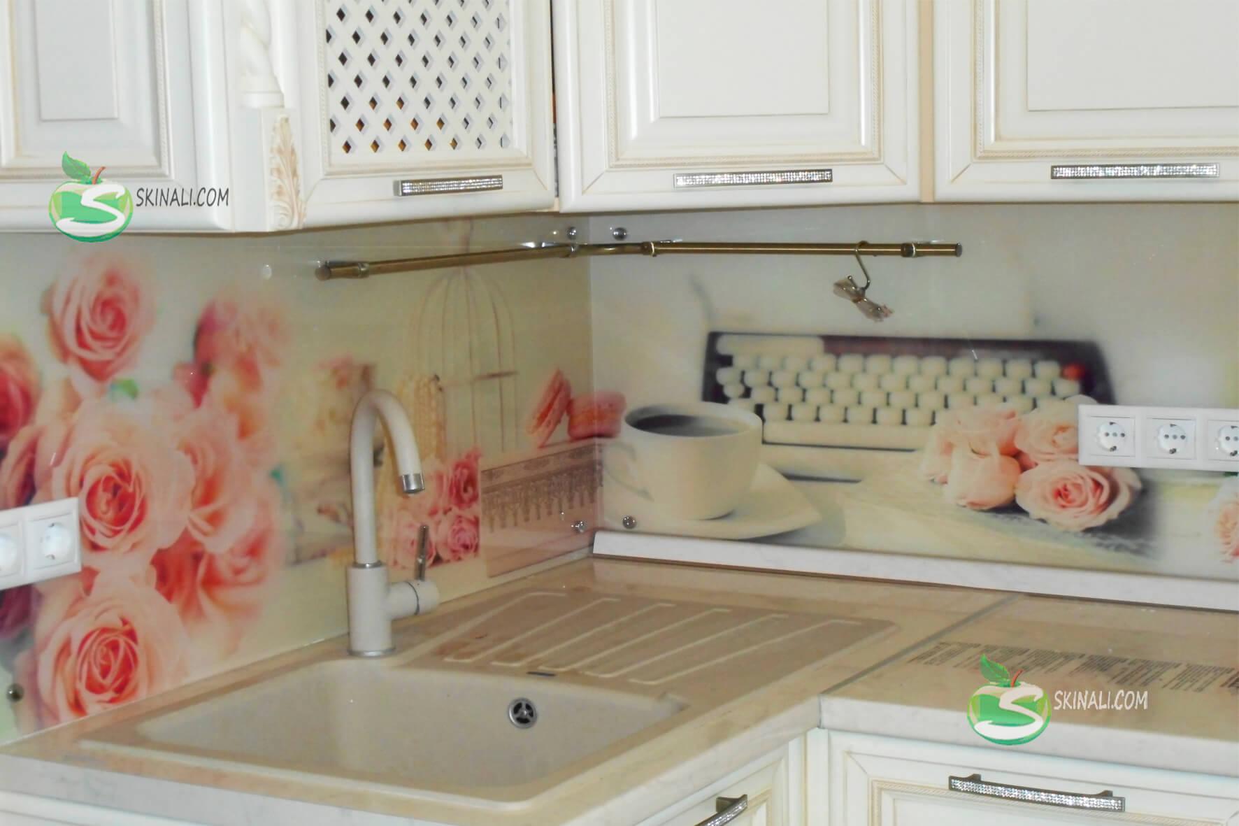 Цвета фартуков кухонных гарнитуров